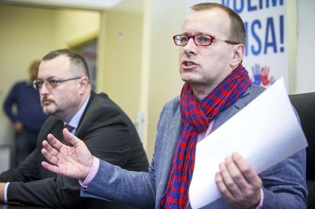 Boris Kollár naznačil kupovanie poslancov, suma má byť dva milióny eur.