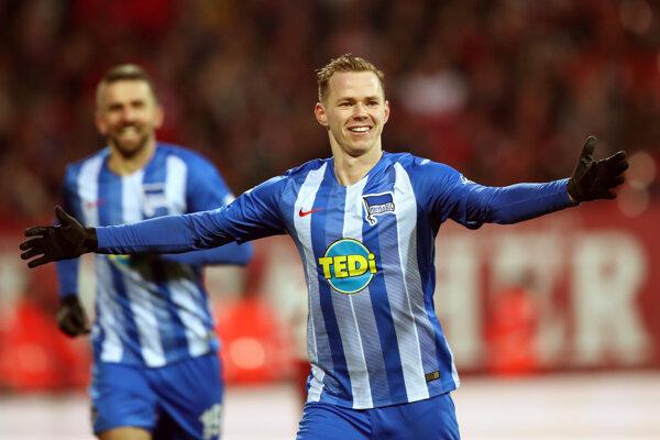 Ondrej Duda v Herthe Berlín podpísal nový kontrakt.