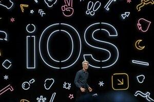 Apple na konferencii predstavil nový systém iOS 13.