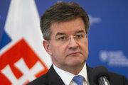 Minister zahraničných vecí SR Miroslav Lajčák.