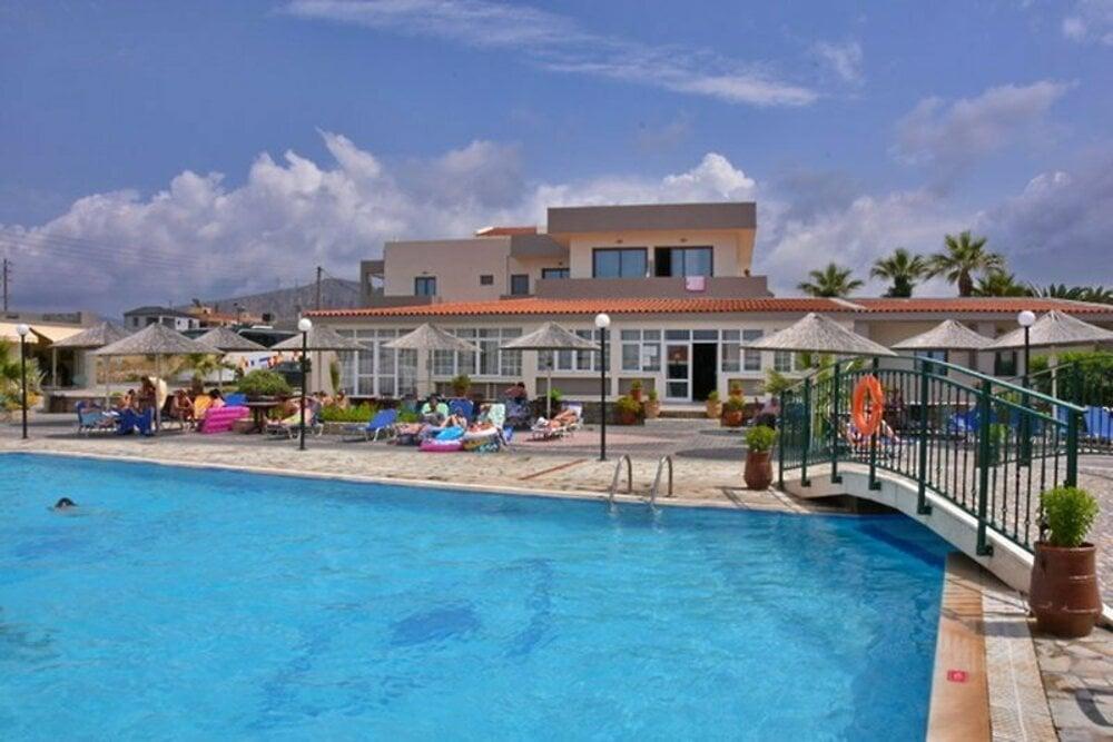 HotelKalia Beach 3*, Grécko, Kréta