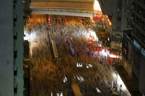 Na proteste sa zúčastnili státisíce ľudí.