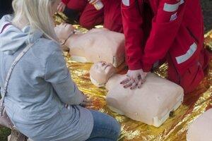 Preukázali svoje znalosti v poskytovaní prvej pomoci.