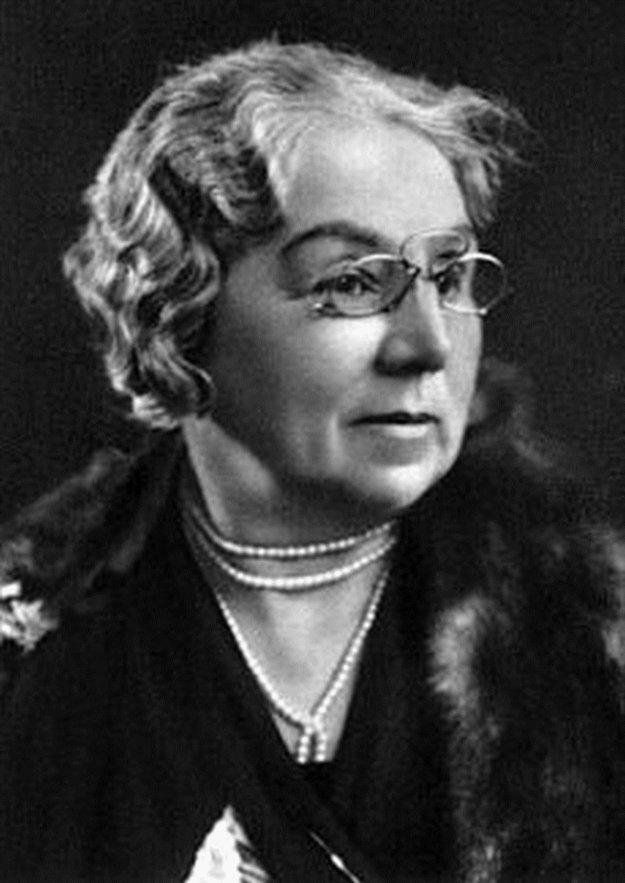Ľudmila Podjavorínska.