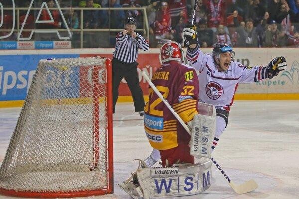 Juraj Majdan zaznamenal v zápase dva góly a tri body.