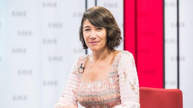 Lucia Ďuriš Nicholsonová.