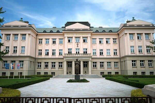 Druhá budova Matice slovenskej.