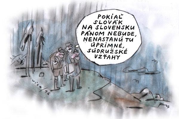 Pokiaľ Slovák na Slovensku pánom nebude (Vico)