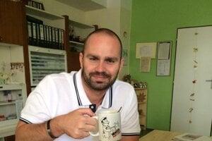 Ivan Karbula,primár Psychiatrického oddelenia Fakultnej nemocnice v Trnave .