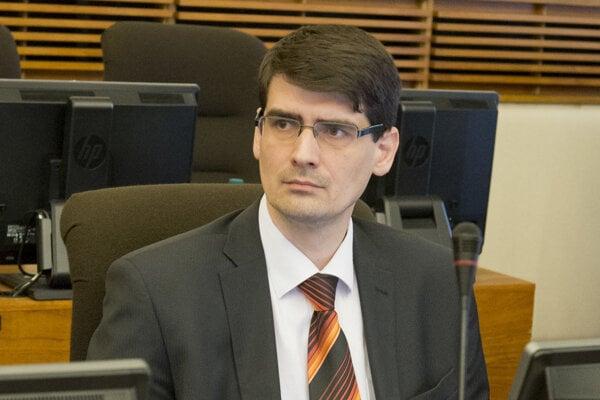 Štátny tajomník ministerstva školstva, vedy výskumu a športu SR Peter Krajňák.