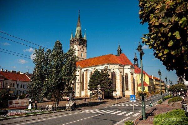 Hlavná ulica bude úplne uzavretá od križovatky s Jarkovou ulicou po križovatku s ulicami Grešova, Masarykova a Štefánikova.