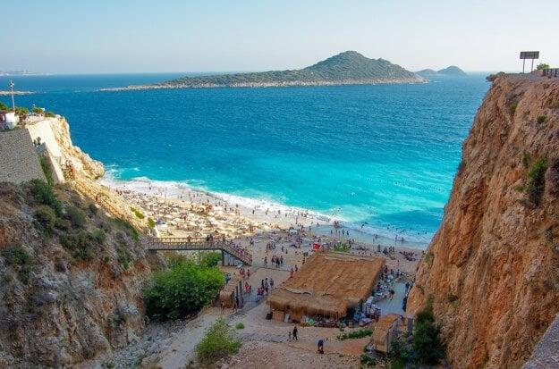 Pláž Kaputaş