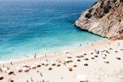 Najkrajšie pláže v Turecku