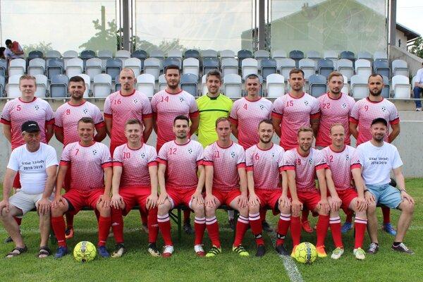 ŠK Gbeľany, víťaz I. triedy ObFZ Žilina, sezóna 2018/2019.