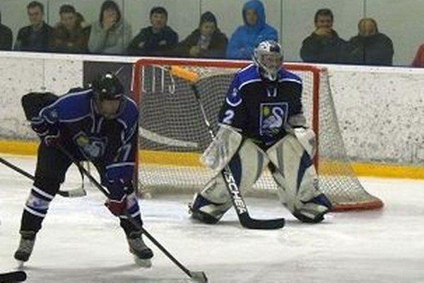 Hokejisti Vavrečky si pred posledným kolom zaistili v predstihu prvé miesto.