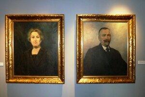 Galéria vystavuje portréty, ktoré do svojich zbierok získala len nedávno.
