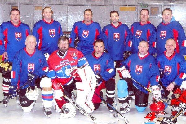 Víťazné družstvo Old boys Liptovský Mikuláš.