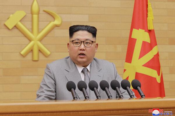 Vodc a KĽDR Kim Čong-un.