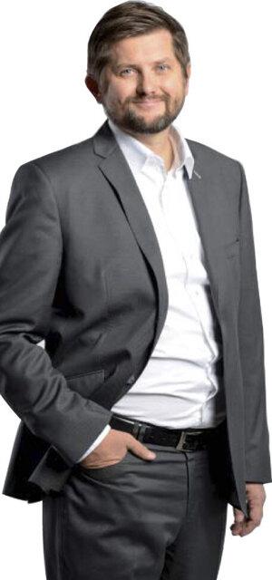 David Mencl, generálny riaditeľ Ekonomické stavby