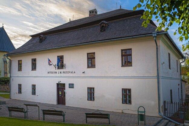 Petzvalovo múzeum Spišská Belá