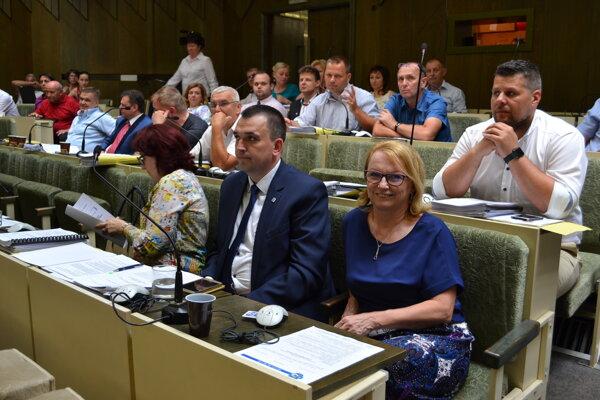 Mestskí poslanci hlasovali aj za rozpočtové opatrenia.