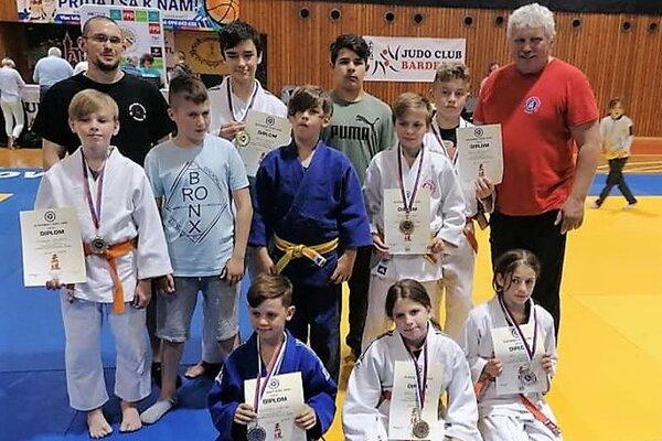 Martinčania získali na majstrovstvá Slovenska sedem cenných kovov.