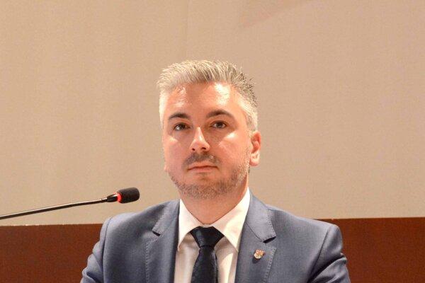 Predseda KSK Rastislav Trnka.