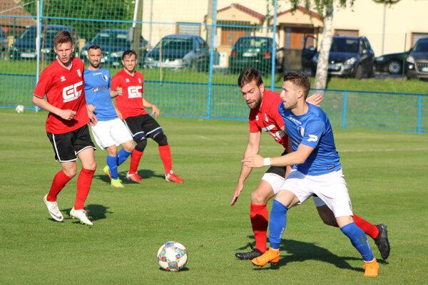 Futbalisti Kalnej dokončili sezónu na deviatom mieste.