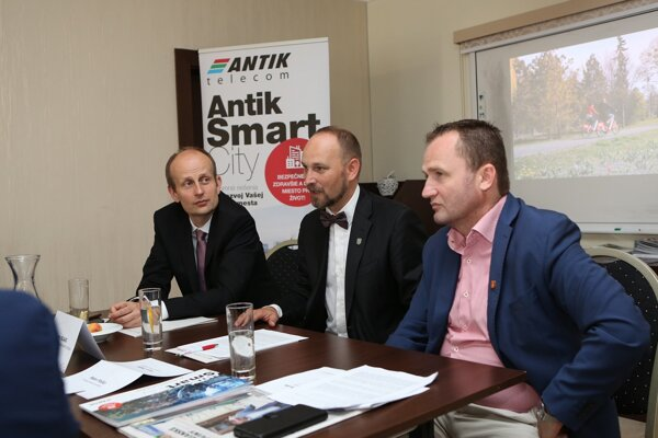 Antik Telecom ponúka smart riešenia pre samosprávy.
