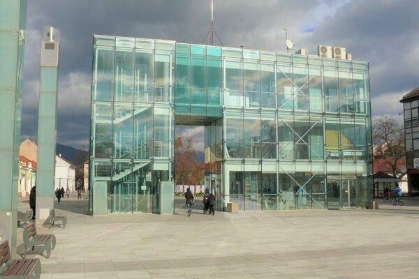 Stavba roka 2003. Mesto Martin ju nevie využiť.