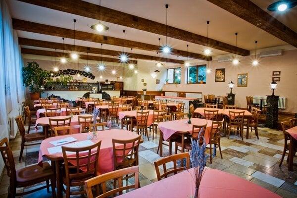Reštaurácia - ilustračná fotografia.