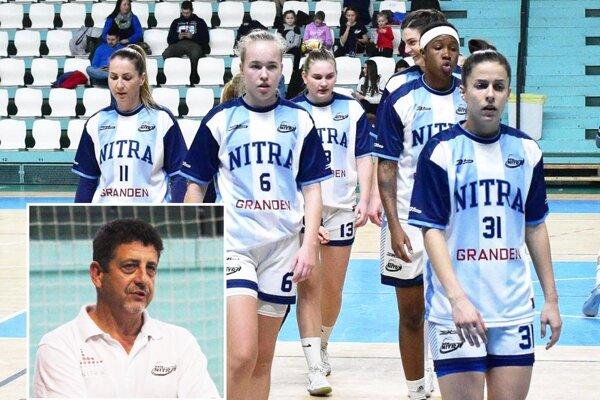 Ženy Nitry nebudú ďalej účastníkmi extraligy. V rozhovore to vysvetľuje Ladislav Sailer, prezident klubu.