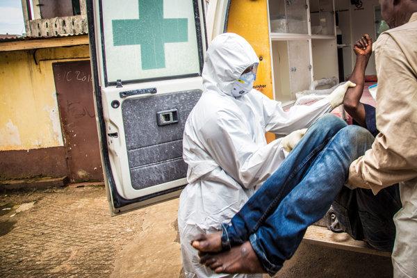 Iba pred týždňom Svetová zdravotnícka organizácia informovala, že vírus eboly sa znovu objavil v Libérii.