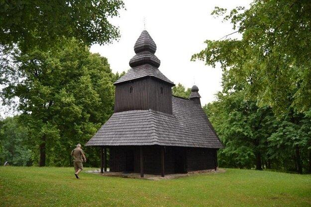 Kostolík Ruská Bystrá