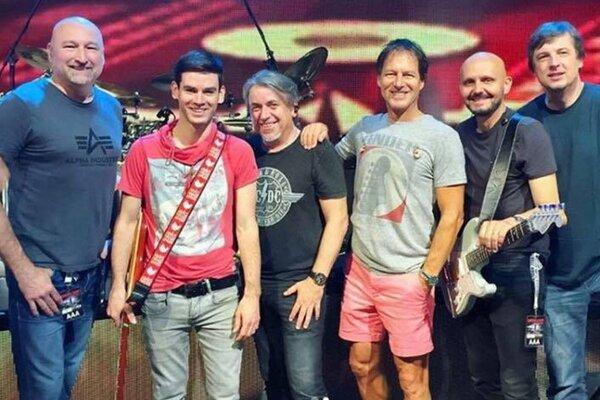 Skupina Team bola nadšená z atmosféry na martinskom koncerte.
