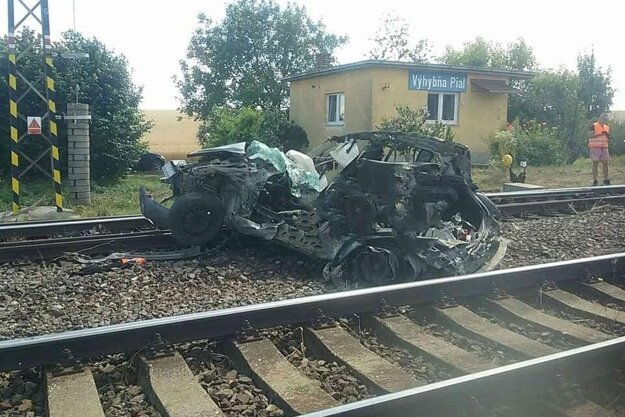 Tragická nehoda v Hornom Piali.