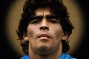 Plagát k filmu Diego Maradona.