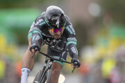 Peter Sagan obhajuje zelený dres v 13. etape Tour de France 2019 - ilustračná fotografia.