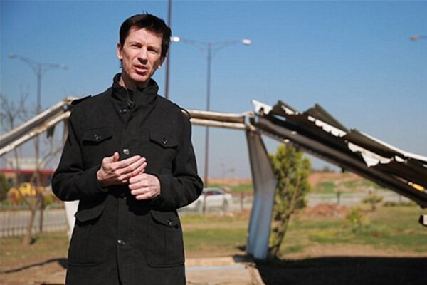 John Cantlie je zajatcom Islamského štátu už štyri roky.