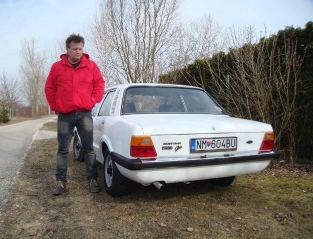 Ford Cortina z roku 1978