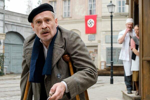 Rakúsky film Trafikant.