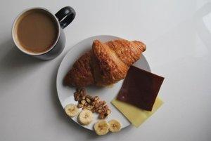 Tip na chutné raňajky.
