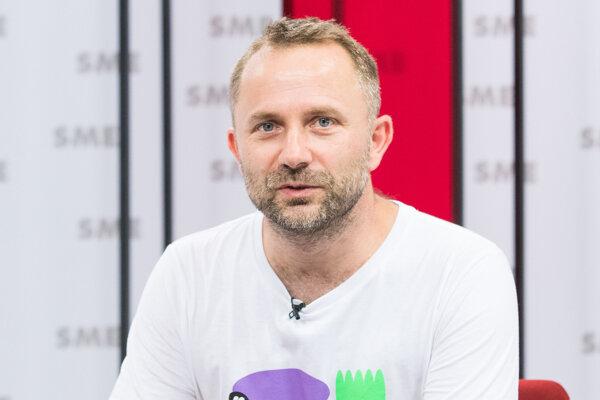 Michal Kaščák je najvyťaženejší už dva týždne pred začiatkom festivalu.