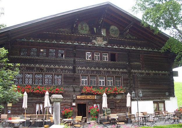 Horský hotel Ruedihaus v Kanderstegu patrí vo Švajčiarsku medzi stavby národného významu.