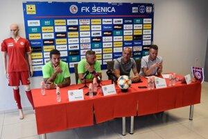 Predsezónna tlačová konferencia FK Senica
