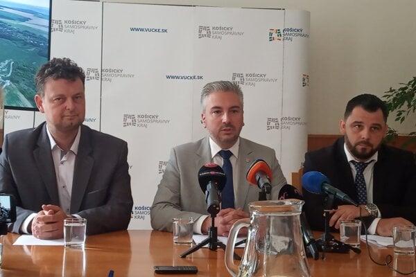 Kraj predstavil ambiciózny zámer 19 km od Košíc.