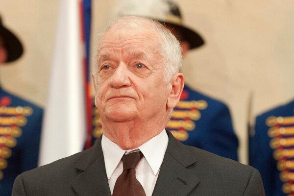 Historik Ivan Kamenec.