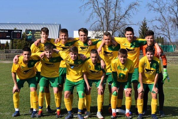 Mladší dorast FK Slovan Levice