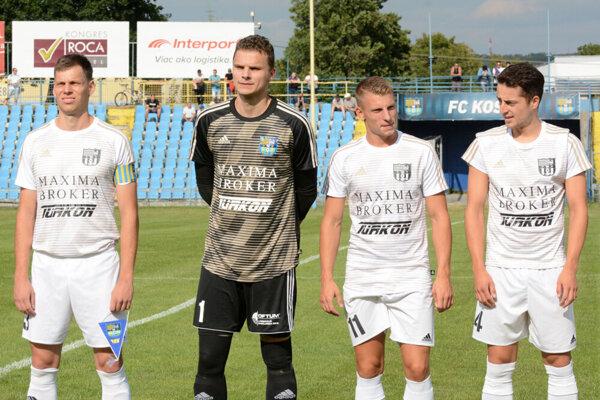 Futbalisti FC Košice na prvý pokus v druhej lige nebodovali.
