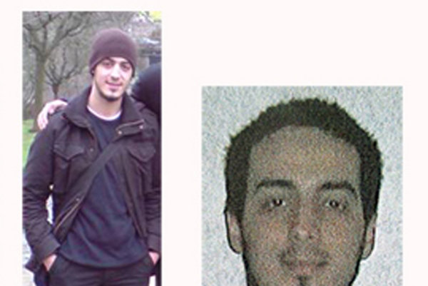 Podozrivý terorista Najim Laachraoui.